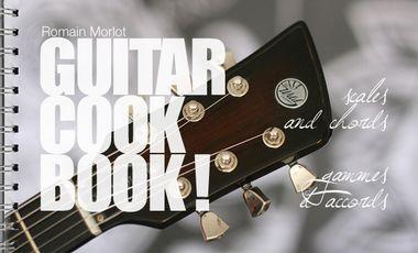 Visuel du projet Guitar Cook Book !
