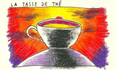 Visueel van project La tasse de thé
