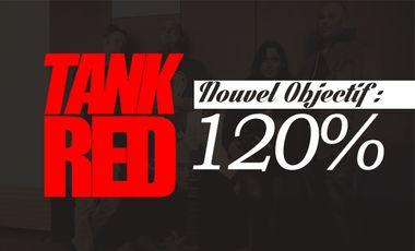 Visueel van project TANKRED - 1er Album