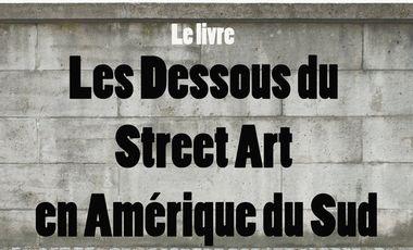 Visuel du projet Les dessous du street art en Amérique du sud