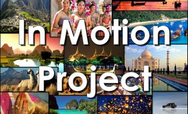 Visueel van project In Motion Project