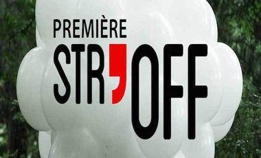 """Visuel du projet Première STR'OFF à Strasbourg : exposition """"Itinéraire des sens"""" 22 et 23 novembre 2014"""