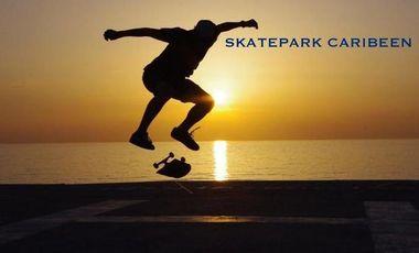 Visueel van project Skatepark Caribéen