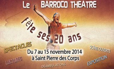 Visueel van project Festival les 20 ans du Barroco Théâtre