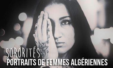 Visueel van project SORORITÉS : portraits de femmes algériennes