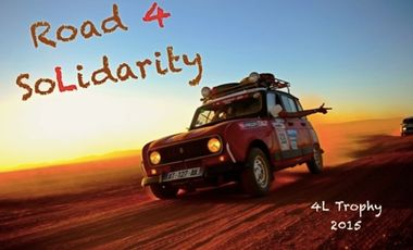 Visueel van project Road 4 Solidarity