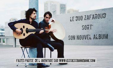 Visuel du projet Premier album Zafaroud