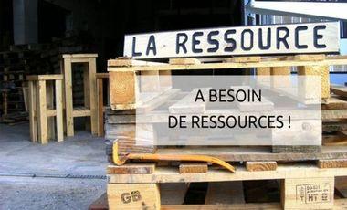Project visual La Ressource a besoin de ressources