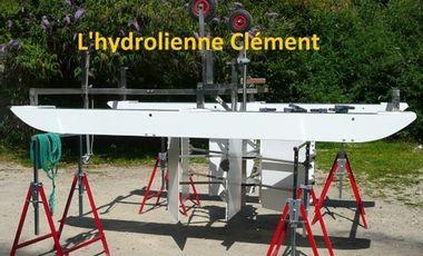 Visuel du projet Hydrolienne Clément
