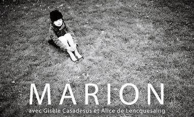 Visuel du projet MARION - un film de Nathalie et Raphaël Holt