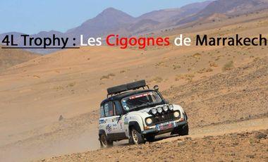 Visueel van project 4L Trophy : Les Cigognes de Marrakech