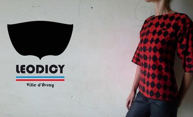 Visueel van project Leodicy prêt-à-porter féminin haut de gamme, fait maison.