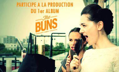 Visueel van project Participe à l'enregistrement du 1er album  de THE BUNS