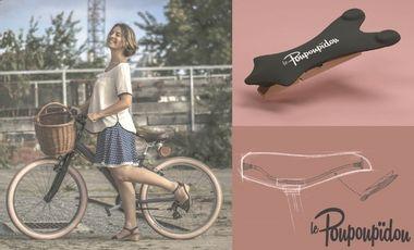 Visueel van project Le Poupoupidou ® | La pince à jupe pour le vélo.