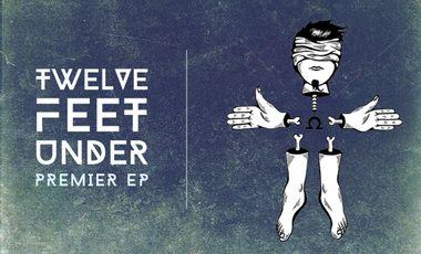 Visueel van project TWELVE FEET UNDER 1st EP