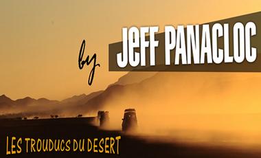 Visuel du projet Les Trouducs du désert