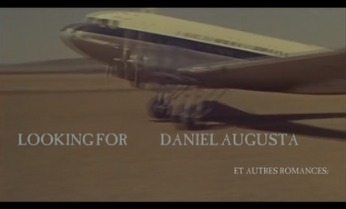 Visueel van project Looking for Daniel Augusta