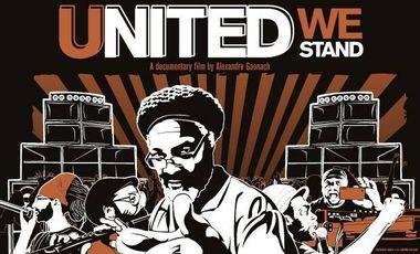 Visueel van project United We Stand