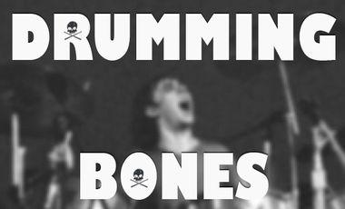 Visueel van project Drumming Bones
