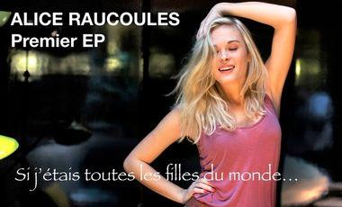 Visueel van project ALICE RAUCOULES : PREMIER EP
