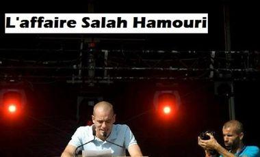 Visueel van project L'affaire Salah Hamouri