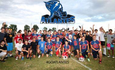 Visueel van project Soutenez les Atlantes - Club  de Football Américain du Pays Basque - Les Atlantes se développent!