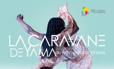 Visueel van project LA CARAVANE de YAMA