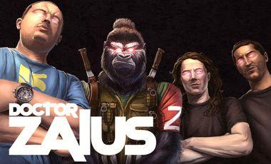 Visueel van project Doctor Zaius, deuxième album