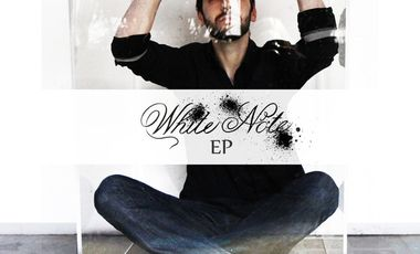 Project visual Nouvel EP - White Note