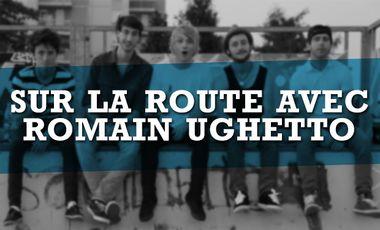 Visueel van project Sur la route avec Romain Ughetto