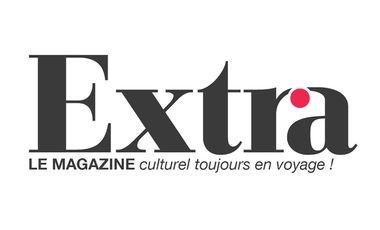 Visuel du projet Extra, le magazine culturel toujours en voyage