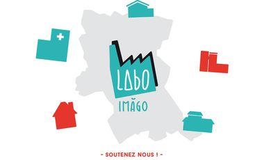Visueel van project Labo Imago