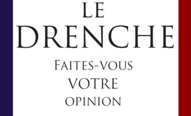 Visuel du projet Le Drenche - journal national gratuit de débats