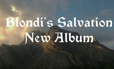 Visueel van project Blondi's Salvation New Album