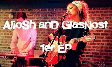 Visueel van project Aliosh & Glasnost 1er EP