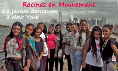 Visuel du projet Racines en Mouvement: 12 jeunes danseuses à New York
