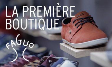 Visuel du projet La 1ère boutique FAGUO ?