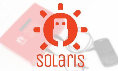 Visueel van project Solaris Project