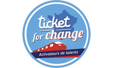 Visuel du projet Ticket for Change : le docu !