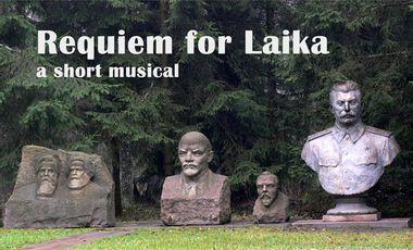 Visueel van project REQUIEM FOR LAIKA | a short musical