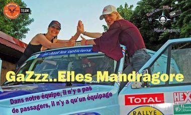 Visuel du projet GaZzz...Elles Mandragore - Les vraies valeurs se partagent