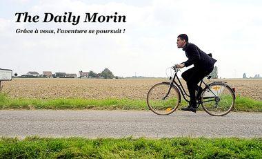 Visueel van project Le Fantôme de l'église de Faremoutiers (The Daily Morin)