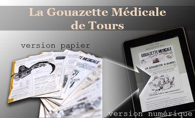 Visuel du projet La Gouazette. poilade médicale et numérique