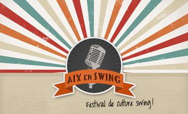 Visuel du projet Festival Aix en Swing