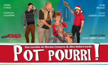 Visueel van project Pot pourri ! SHOWCASE