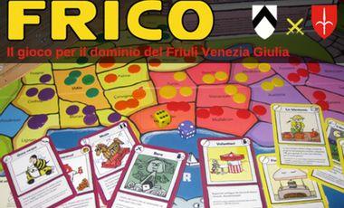 Visuel du projet FRICO - il gioco per la conquista del Friuli Venezia Giulia