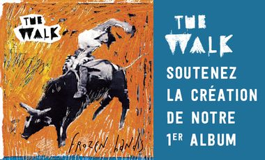 Visuel du projet The Walk-Premier album