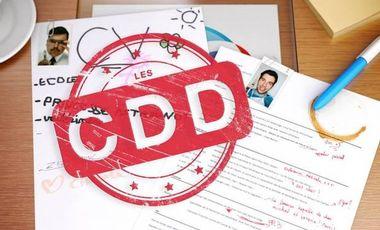 Visueel van project Les C.D.D