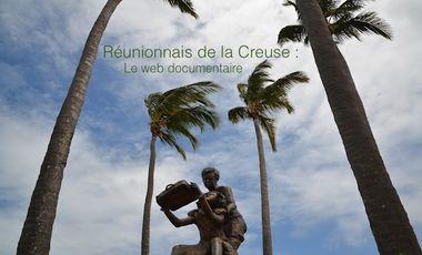 Visueel van project Enfants réunionnais de la Creuse : le web documentaire