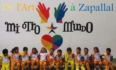 Visueel van project De l'Art à Zapallal